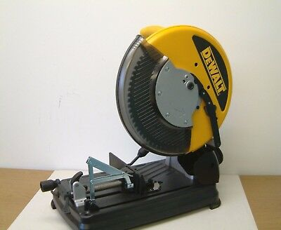 DeWALT DW872  355mm METAL CUTTING CHOP SAW 110v including TCT BLADE