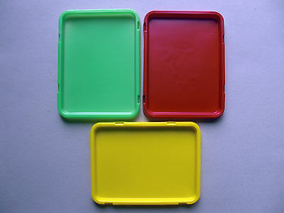 Inking printing rolling mixing paint tray palette choice of colours