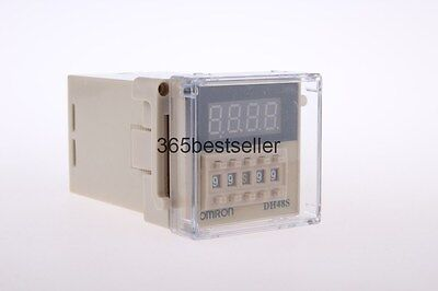 24VDC Programmable DH48S-2Z Time Delay Relay Counter