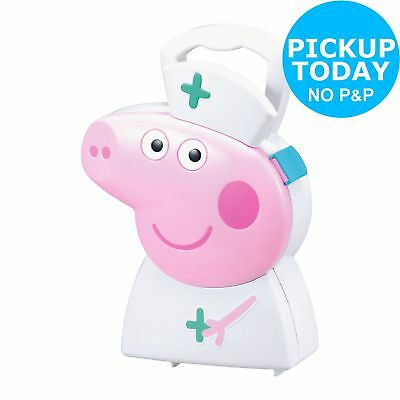 Peppa Pig Medic Case Playset. From the Official Argos Shop on ebay