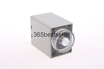 AH3-3 Power On DC 24V 0-10 Second Delay Timer Time Relay 10S 8 Pin DPDT