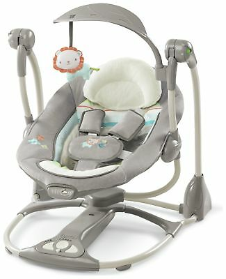 Ingenuity ConvertMe Swing-2-Seat Portable Swing - Candler. From Argos