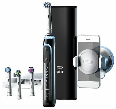 Oral-B GENIUS 9000S Electric Toothbrush Powered by Braun - From Argos on ebay