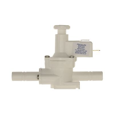 Whale Pressure Switch - White 12V - Caravan Motorhome Camping Product