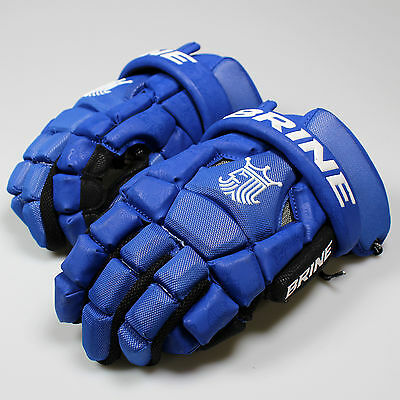 NEW Brine King Superlight 2 Lacrosse Lax Gloves- Royal List @ $110