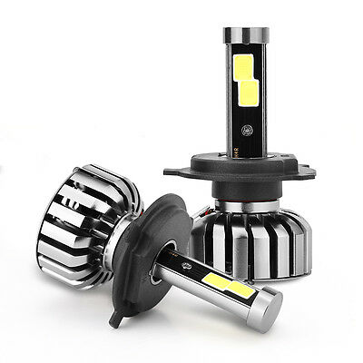 Cree 120W 10000Lm Led Car Headlight Kit H4 High Low Beam Replace Halogen Xenon