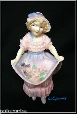 ROYAL DOULTON Lucy Ann Figurine HN1502 - Retired 1951