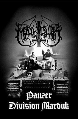 "Marduk Flagge / Fahne ""panzer Division"" Posterflag"