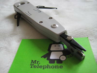 IDC TELEPHONE or DATA PUNCHDOWN  TOOL / KRONE BT TYPE