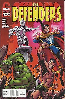 Marvel The Defenders comic issue 1