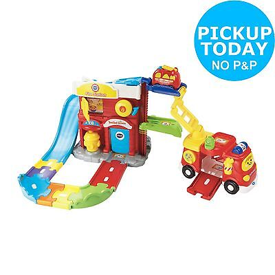 VTech Toot-Toot Drivers Fire Station. From the Official Argos Shop on ebay