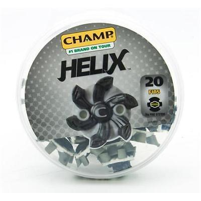 Champ Golf 20 Helix PINS Golf Spikes Cleats Studs Golf Shoes  UK store