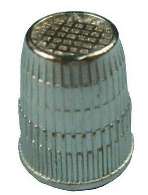 Crimp Top Metal Thimble Size 0