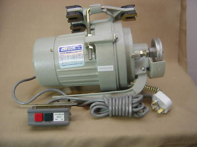 NEW INDUSTRIAL SEWING MACHINE CLUTCH MOTOR for B755 etc,etc.