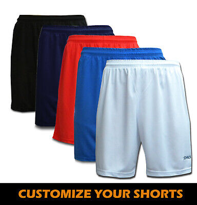 Ichnos team kit football soccer hockey futsal shorts adult size various colours