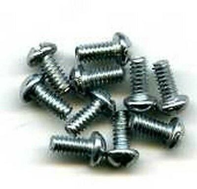 S14 SCREWS (10) for American Flyer S Gauge Scale Steam Engines Accessories