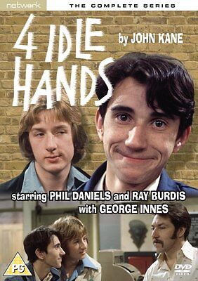 4 Idle Hands: The Complete Series - DVD NEW & SEALED