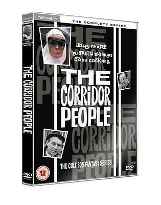 The Corridor People: The Complete Series - DVD NEW & SEALED - John Sharp