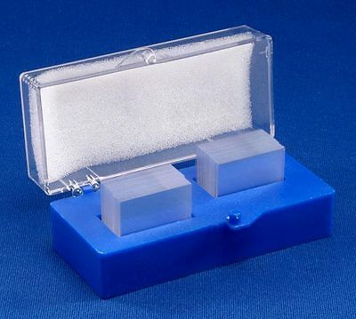 Brand NEW 22mm x 22mm Microscope Cover Glass Slips, 1 Pack (approx 100) Carton