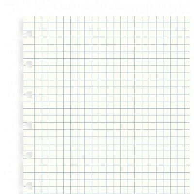 Pocket Filofax Refill Squared Sheets