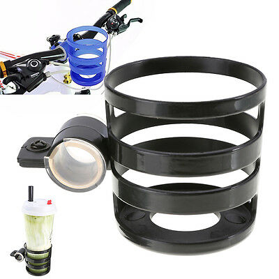Bicycle Cycling Handlebar Water Bottle Cup Holder Cage Rack Mountain Bike Mount