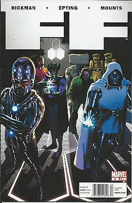 Marvel FF comic issue 8