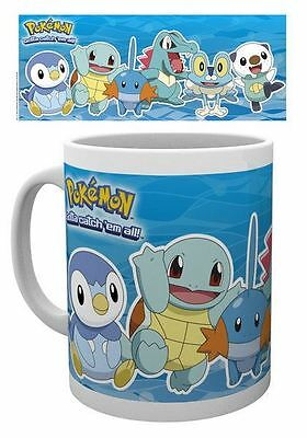 Pokemon - Water Partners Ceramic Mug