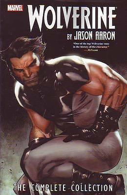 Wolverine by Jason Aaron The Complete Collection volume 1 trade paperback Marvel