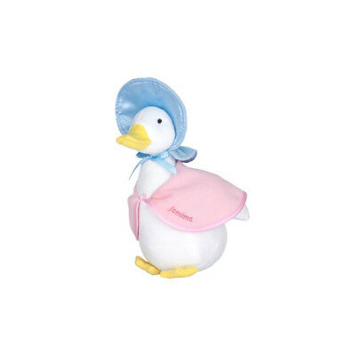 Officially Licensed Silky Beanbag Jemima Puddle Duck