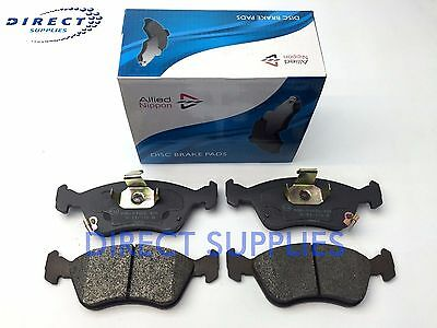 TOYOTA AVENSIS VERSO 2.0 VVT i  ALLIED NIPPON FRONT BRAKE PADS OE QUALITY