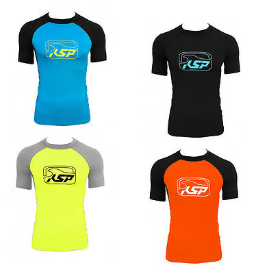 Maglia In Lycra Ksp Skill S/s 2016/2017 S-M-L-Xl Shirt For Kite Wind Surf Wake