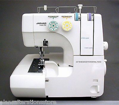 New Table Top Sewing Machine Overlocker 4 Thread