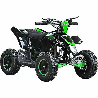 Rebo LT50A Kids Mini 49cc 2-stroke air cooled Petrol Quad Bike ATV - 4 Colours