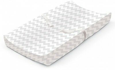 Infant Ultra Plush Change Pad Cover Geo Changing Baby Infant Waterproof Mat