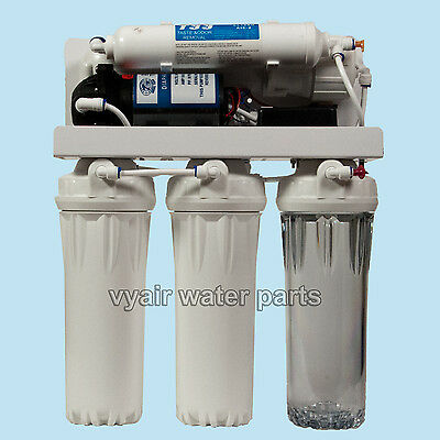 Ro Reverse Osmosis Water Filter 4 Pole Window Cleaning