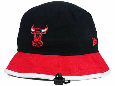 """New Era Chicago Black Top Bucket Hat Brand New """"u Pic Color/size"""""""