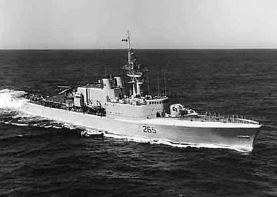 Vanguard 1/96 HMCS Annapolis Helicopter A/S Destroyer