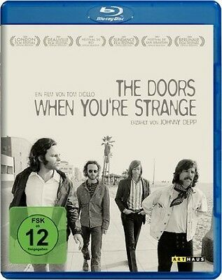 Blu-ray * The Doors - When You're Strange * NEU OVP