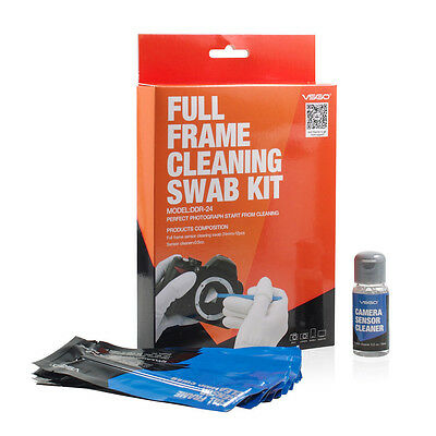 Kit Pulizia Sensore - VSGO Full Frame DSLR Sensor Cleaning Kit