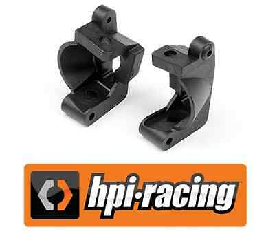HPI 101209 Front Hub Carriers (10 Degrees) Bullet & WR8 Spare Part