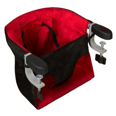 Mountain Buggy Pod v3 Portable Clip on Highchair (Chilli Red)