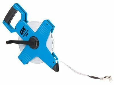 Ox Tools T023505 Trade Open Reel Tape Measure 50M/165FT
