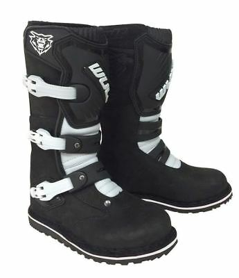 New Wulfsport Kids Trials Boots (All Sizes) Child Youth Hebo Gas Gas Beta Txt Ty