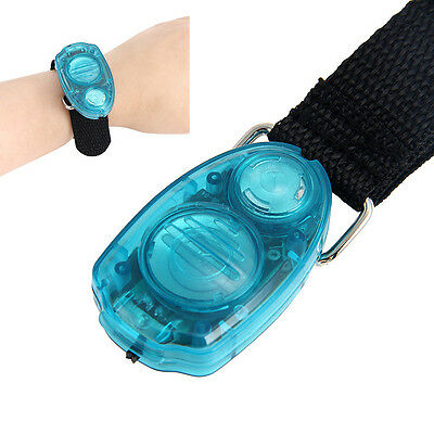 Ultrasonic Mosquito Repeller Pest Bug Repellent Insect Wrist Band Travel Protect
