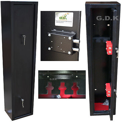 Gdk Branded 3 Gun Cabinet, Shotgun, Rifle Cabinet, Safe,Bs7558/92, 3G-1300