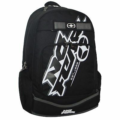 No Fear Logo Skate Back Pack Travel Luggage Everyday Casual Bag Accessories