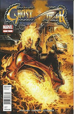 Marvel Ghost Rider comic issue 5