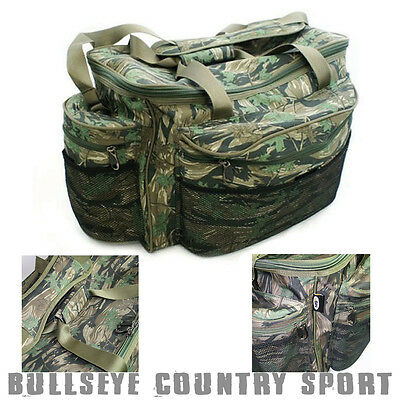 NGT Deluxe Large Holdall 75ltr Bag Camo 093-C Hunting Camping Airsoft Fishing