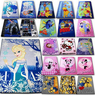 Kinderteppich Spielteppich Teppich Kinder Disney Minnie Princess Frozen Winnie