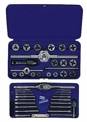 IRWIN Tools 26317 41-Piece Metric Tap and Hex Die Set